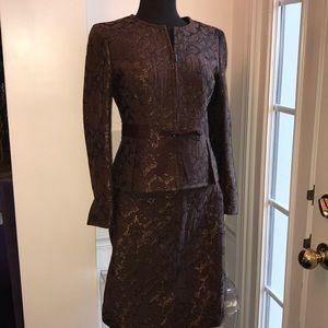 Albert Nipon Skirt Suit